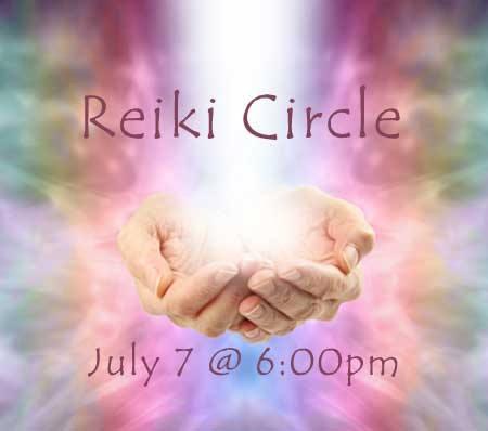 Reiki Circle @ Essential Living | Poteau | Oklahoma | United States