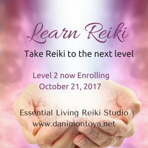 Usui Reiki Class - Level  2 @ Yellow Cottage Studios