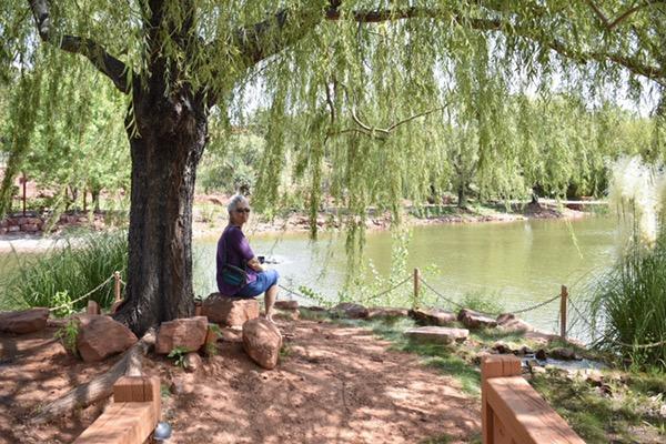 Healing Garden meditate