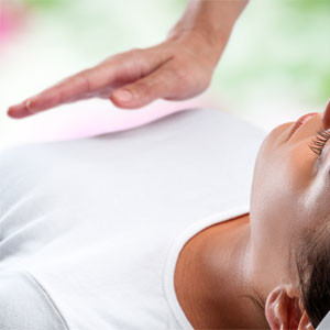 Reiki Healing Session - A complimentary therapy
